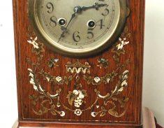 horloge restautie inlay
