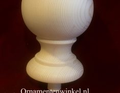 trap baluster knop