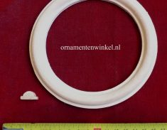 circel ring ornament