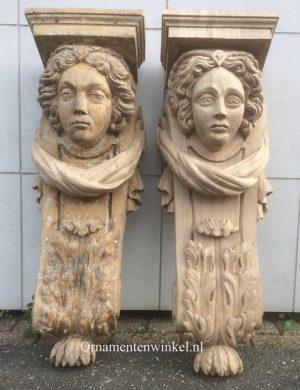 console gootklos Dordrecht ornament 3170
