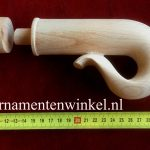 trap ornament shepherdstaff leuning 3192