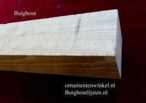 Buig hout Bendywood balk
