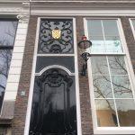 Voordeur restauratie