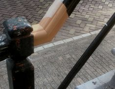 Leuning profiel Amsterdam Prinsegracht